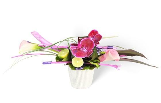 Image de la composition florale Chrysalide
