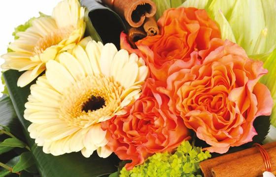 Bouquet De Fleurs Multicolore Confidence