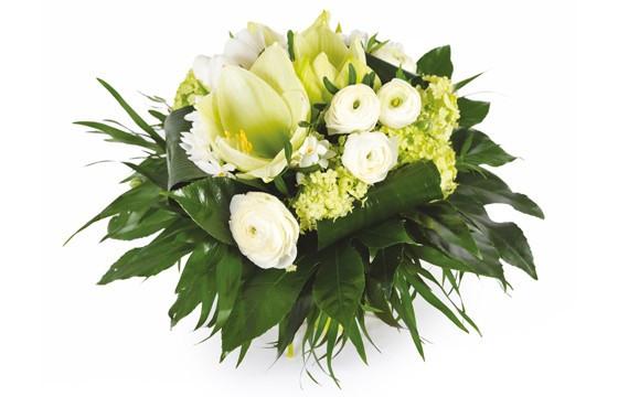 image du Bouquet de saison Cocon