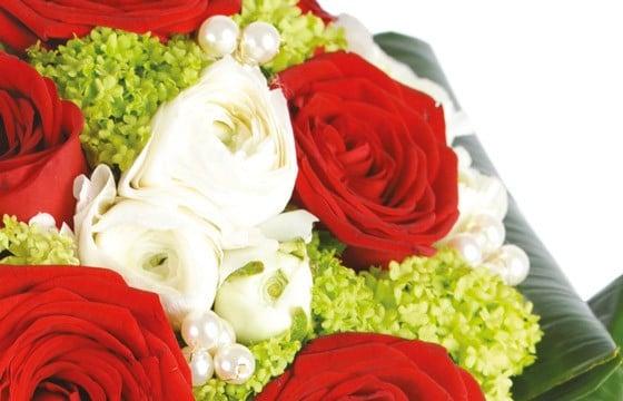 Bouquet de fleurs Cherry