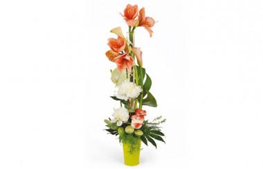 image de la Composition de fleurs Alchimie