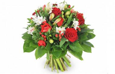 image du Bouquet de saison Gentleman
