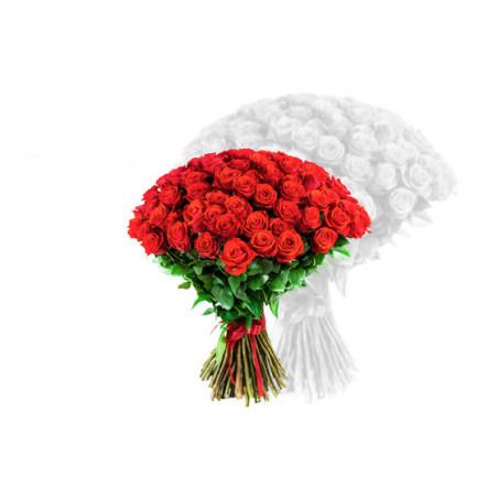 bouquet de roses rouges courtes tiges livraison de fleurs express l 39 agitateur floral. Black Bedroom Furniture Sets. Home Design Ideas