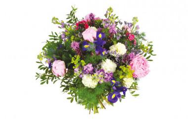 Image principale bouquet fleuri Déesse
