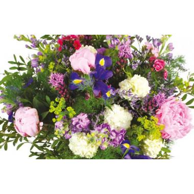 L'Agitateur Floral | zoom sur les fleurs du bouquet de saison Déesse