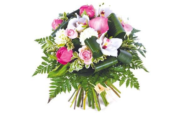 image du bouquet de fleurs Caraïbes