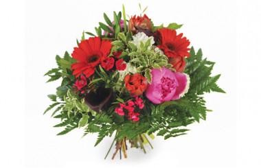 Image de couverture bouquet de fleurs Pénélope