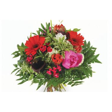 Image zoom bouquet de fleurs Pénélope