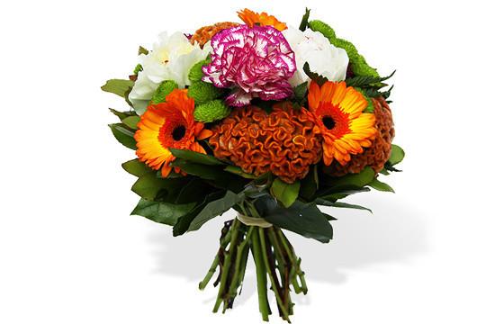 Bouquet fleurs fra ches darling livraison express par un for Fleurs fraiches
