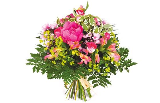 Image du bouquet de fleurs Eclosion