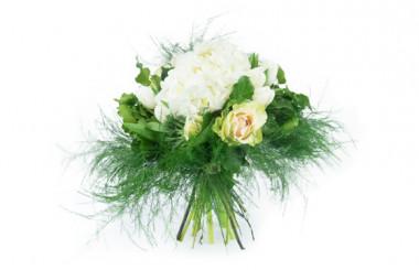 """Image principale du bouquet de fleurs  """"Hortense"""""""