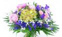 """Image principale zoom bouquet de fleurs """"Prunelle"""""""