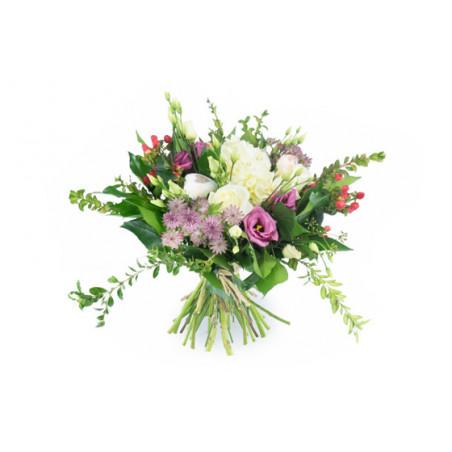 L'Agitateur Floral | Image principale bouquet champêtre Barbotine
