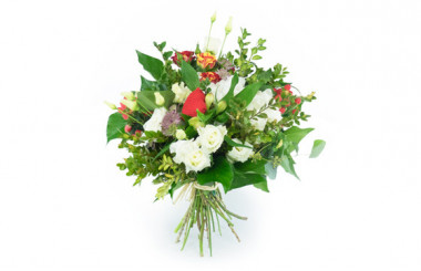 Image de couverture bouquet de fleurs Esméralda