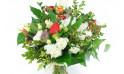 Image zoom bouquet de fleurs Esméralda
