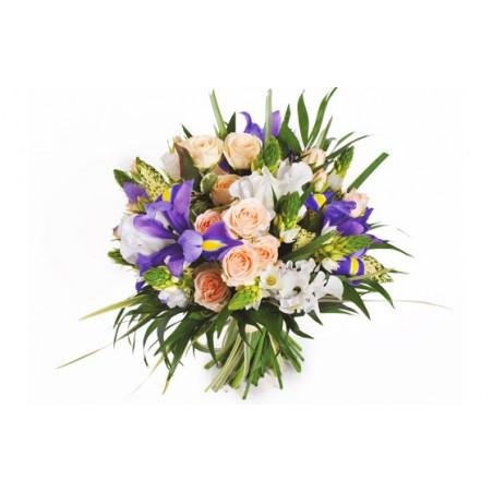 Image du bouquet de fleurs Reine