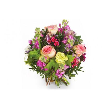 Image du bouquet de fleurs champêtre Campagne