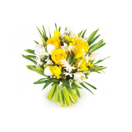 Image du bouquet de fleurs Boucle D'Or