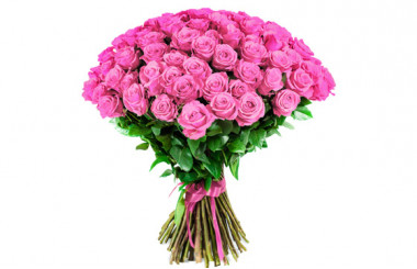 L'Agitateur Floral | image du Bouquet de Roses Roses longues tiges