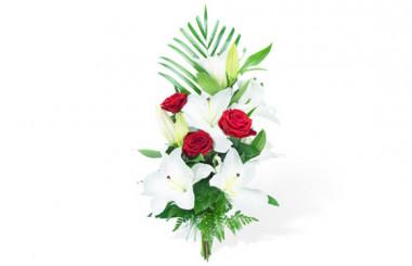 L'Agitateur Floral | image du Bouquet de fleurs Mystère de Roses
