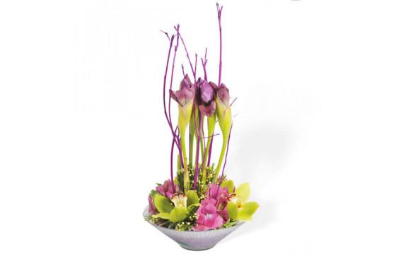 L'Agitateur Floral |Image de la composition florale Belle Dame
