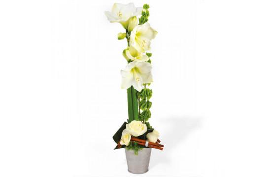 L'Agitateur Floral |Image de la composition florale Chic