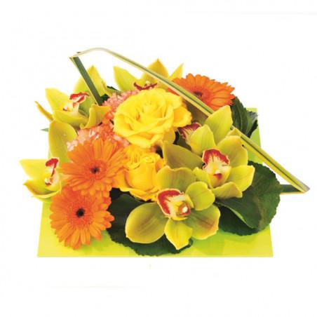 L'Agitateur Floral |Image de la composition florale Aphrodite