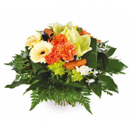 L'Agitateur Floral | image du Bouquet de fleurs multicolore Confidence