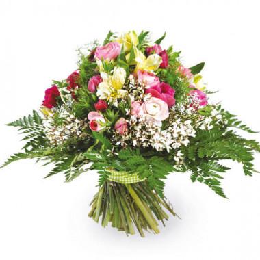 L'Agitateur Floral | Image principale Bouquet de fleurs Marquise