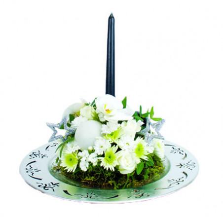 L'Agitateur Floral |image du Centre de table Mille & une Nuits