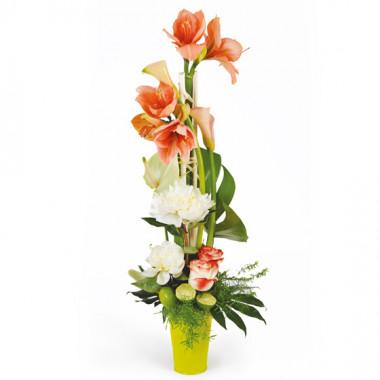 L'Agitateur Floral | image de la Composition de fleurs Alchimie