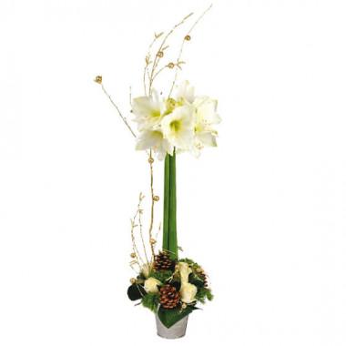 L'Agitateur Floral |image de la Composition de Noël Flor Ô Vent