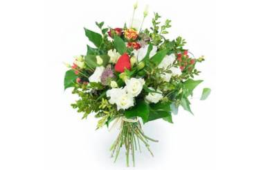 L'Agitateur Floral | Image de couverture bouquet de fleurs Esméralda