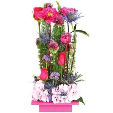 L'Agitateur Floral |image de la composition de fleurs Théâtral