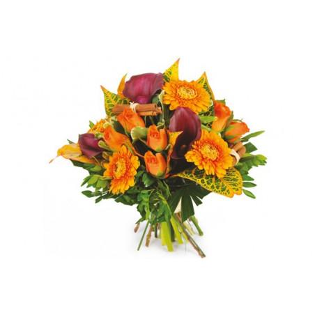 Bouquet de fleurs Craquant