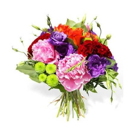 L'Agitateur Floral | Image du magnifique bouquet de saison du nom de splendeur florale