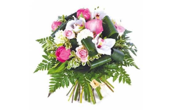 L'Agitateur Floral |Image principale du Bouquet de fleurs Caraïbes