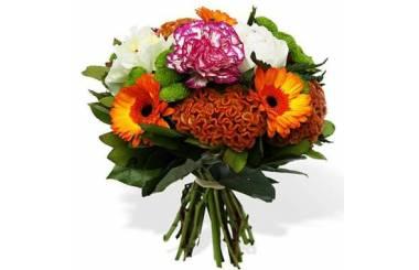 L'Agitateur Floral | image du bouquet de fleurs fraiches Darling