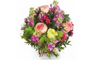 L'Agitateur Floral |Image du bouquet de fleurs champêtre Campagne