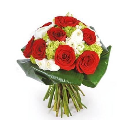 L'Agitateur Floral |image du Bouquet de fleurs Cherry