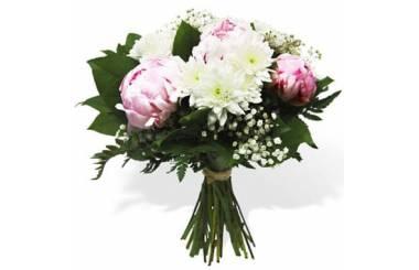 L'Agitateur Floral   image du Bouquet rond de saison Princesse