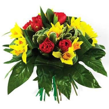 L'Agitateur Floral | image du Bouquet de saison Vert'Di