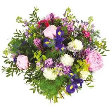 L'Agitateur Floral | Image principale bouquet fleuri Déesse