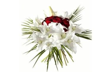 L'Agitateur Floral | image du Bouquet rond Nid d'Amour