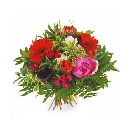 L'Agitateur Floral | Image de couverture bouquet de fleurs Pénélope