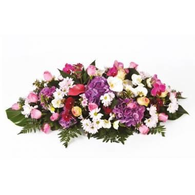 L'Agitateur Floral | image de la composition florale de deuil du nom de Memory