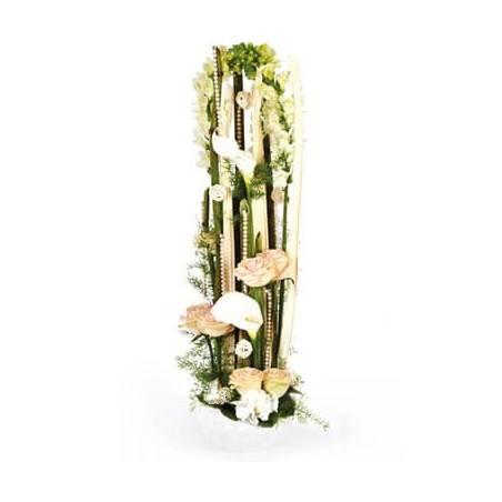 L'Agitateur Floral |Image de la composition en hauteur Poésie