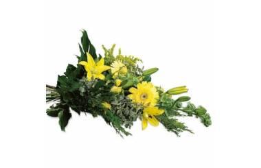 L'Agitateur Floral | image de la gerbe de deuil du nom d'Hommage