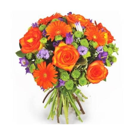 L'Agitateur Floral |image du bouquet de fleurs majestueux