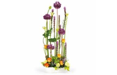 L'Agitateur Floral |image de la composition florale découverte